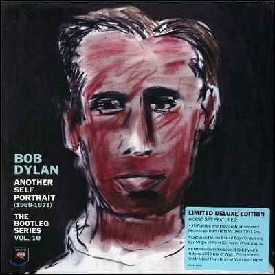 Bob Dylan - Another Self Portrait (1969-1971) : Bootleg Series, Vol. 10 (Limited Deluxe Version)