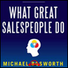 ���丮�� �Ⱦƶ� (What Great Salespeople Do)