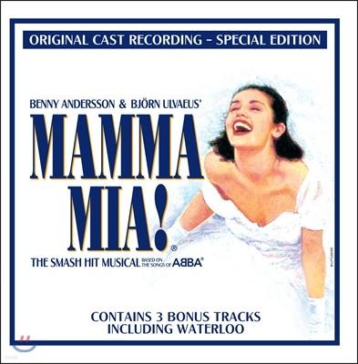 맘마미아 뮤지컬 음악 - 오리지널 캐스트 레코딩 (Mamma Mia! The Musical OST)