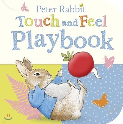 피터 래빗 촉감책 Peter Rabbit : Touch and Feel Playbook