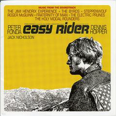 O.S.T. - Easy Rider (이지 라이더) (Ltd. Ed)(Soundtrack)(일본반)