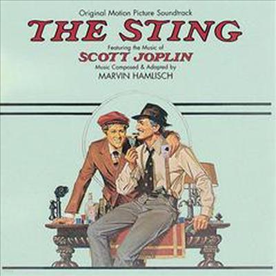 O.S.T. - Sting (스팅) (Ltd. Ed)(Soundtrack)(일본반)