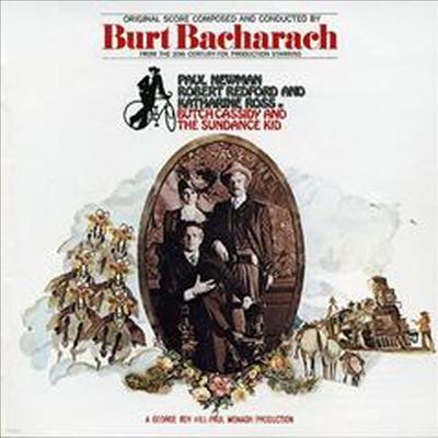 O.S.T. - Butch Cassidy & The Sundance Kid (내일을 향해 쏴라) (Ltd. Ed)(Soundtrack)(일본반)