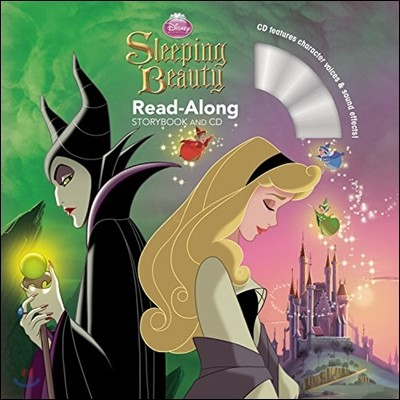Sleeping Beauty Read-Along [With CD (Audio)]