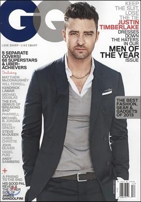 [과월호] GQ USA (월간) : 2013년 12월