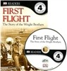 DK Readers Lv4 : First Flight The Story of the Wright Brothe