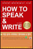 HOW TO SPEAK & WRITE