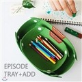 �÷��̿�����} Episode tray add