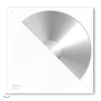 지드래곤 1st World Tour Commemorative Vinyl LP : One Of A Kind [Korea Edition]