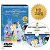 [HD고화질] 디즈니 애니메이션 DVD - 신데렐라 /NEW버전/영어더빙/영어,우리말,무자막지원