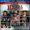 One Direction - This is Us (Two Disc Combo: Blu-ray / DVD+UltraViolet Digital Copy) (�ѱ��ڸ�) (2013)