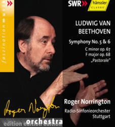 [미개봉] Roger Norrington / 베토벤 : 교향곡 5, 6번 (Beethoven : Symphony No.5 & 6) (미개봉/SSM07012)