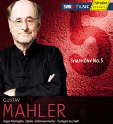 [미개봉] Roger Norrington / 말러 : 교향곡 5번 (Mahler : Symphony No.5) (미개봉/SSM07042)