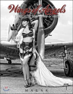 Wings of Angels, Volume 1: A Tribute to the Art of World War II Pinup & Aviation