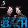 �� ���� ��Ÿ�� �����ϴ� ���� (Katona Twins play Bach - Various Duets and Solo works arranged for Guitar) (SACD Hybrid) - Katona Twins