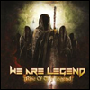 We Are Legend - Rise Of The Legend (Digipack)