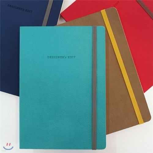 [paperian] Designers Edit - monthly planner (만년형)