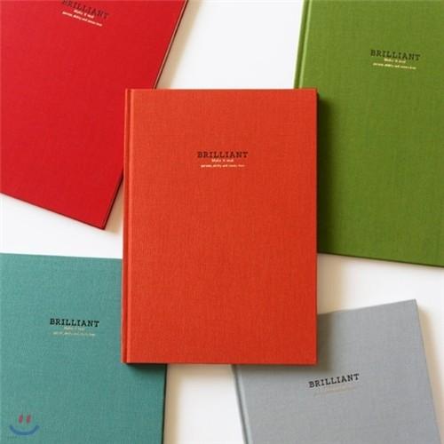 [paperian] Brilliant v2 - monthly planner (만년형)