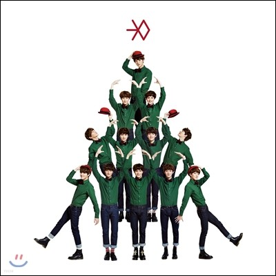 엑소 (EXO) - 12월의 기적 (Miracles in December) [Korean Ver.]