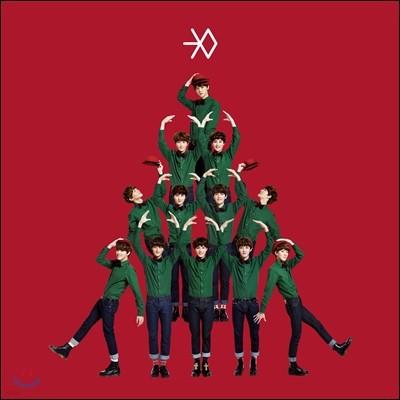 엑소 (EXO) - 12월의 기적 (十二月的奇迹) [Chinese Ver.]