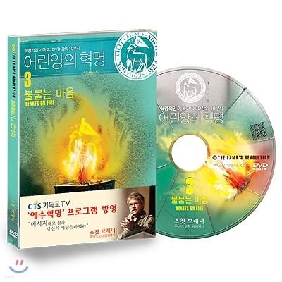 스캇 브래너 어린양의 혁명 DVD 3 : 불붙는 마음