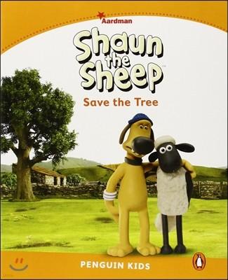 Shaun the Sheep Save The Tree Reader