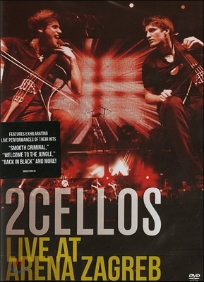2Cellos (2 첼로스) - Live at Arena Zagreb [DVD]