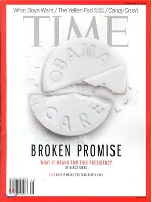[과월호] Time (주간) - USA Ed. 2013년 12월 02일