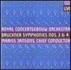 Mariss Jansons 안톤 브루크너: 교향곡 3번, 4번 '낭만적' (Anton Bruckner: Symphonies Nos.3&4 'Romantic') 마리스 얀손스