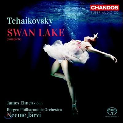 Neeme Jarvi 차이코프스키: 백조의 호수 전곡 (Tchaikovsky: Swan Lake, Op. 20)