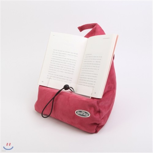 [The Book Seat] Dusty Rose Pink / 독서쿠션 더 북시트