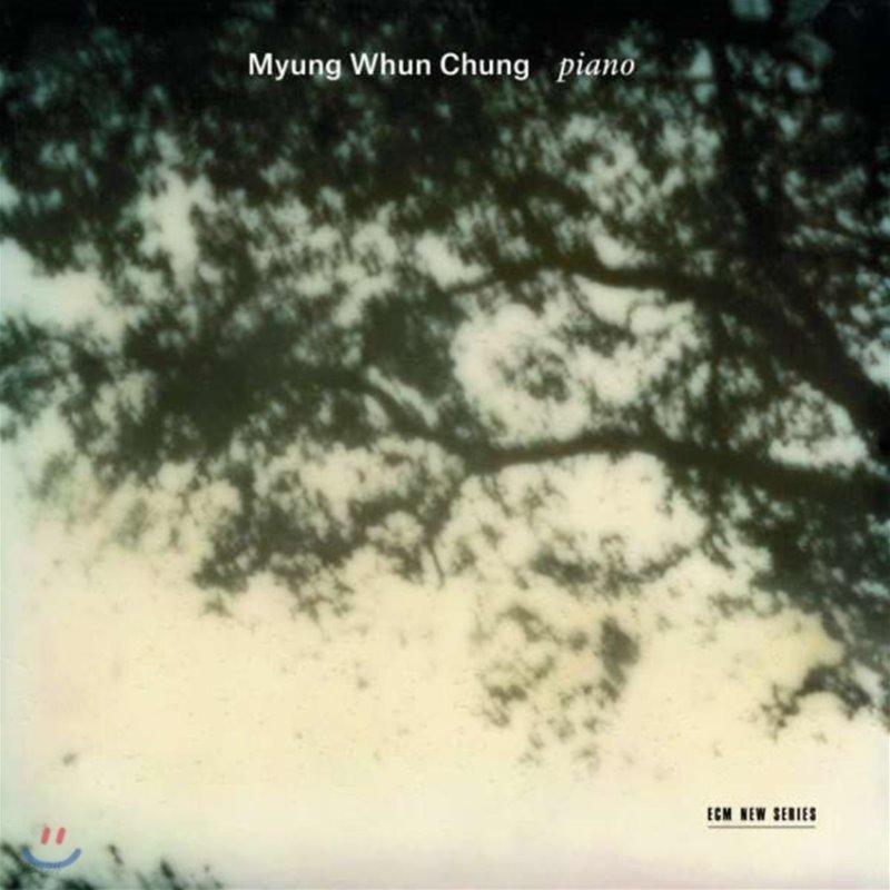 정명훈 - 피아노 독주집 (Myung Whun Chung - Piano)