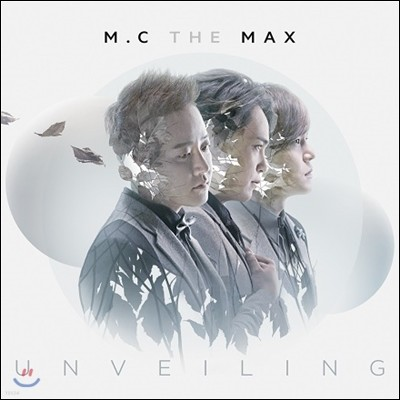 M.C The Max (엠씨 더 맥스) 7집 - Unveiling