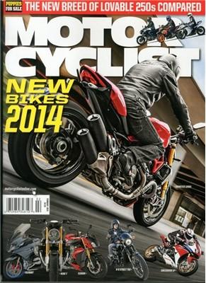 Motor Cyclist (월간) : 2014년 02월