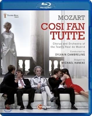Sylvain Cambreling 모차르트 : 코지 판 투테 (Mozart: Cosi Fan Tutte)