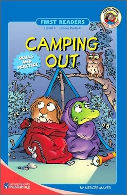 Little Critter First Readers Level 1 : Camping Out