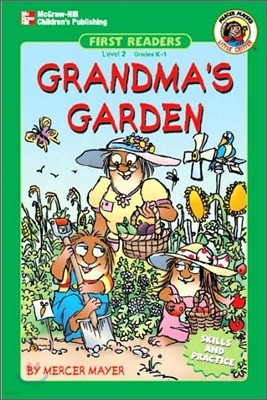 Little Critter First Readers Level 2 : Grandma's Garden