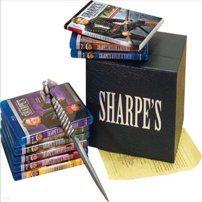 Sharpe's Classic Collection (샤프 클래식 콜렉션) (한글무자막)(Blu-ray)(2012)