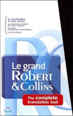 Le Grand Robert & Collins Dictionnaire Bilingue Francais-Anglais, Anglais-Francais