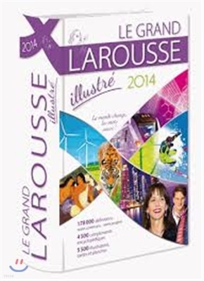Le Grand Larousse Illustr?2014