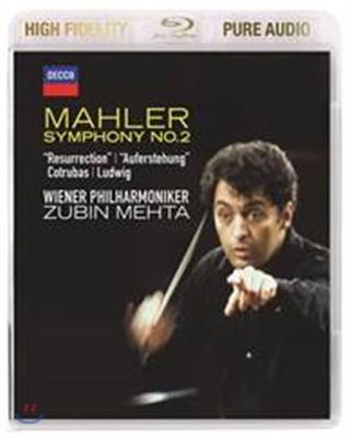 "Zubin Mehta 말러: 교향곡 2번 '부활' (Mahler: Symphony No.2 - ""Resurrection"") 주빈 메타"