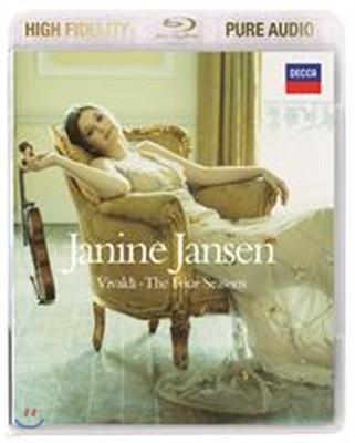 Janine Jansen 비발디 : 사계 (Vivaldi: The Four Seasons) 재닌 얀센 블루레이 오디오