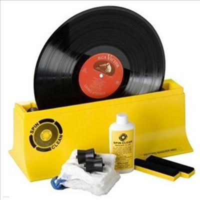Spin Clean - Spin Clean MK-II Washer System + 세척액(8oz)추가 (스핀클리너)(LP클리너)