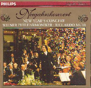 Riccardo Muti / 신년 음악회 1993 (New Year's Concert, 1993) (DP1140)