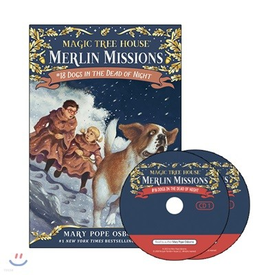 Merlin Mission #18 : Dogs in the Dead of Night