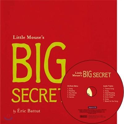Pictory Set Pre-Step 65 : Little Mouse's Big Secret (Paperback Set)