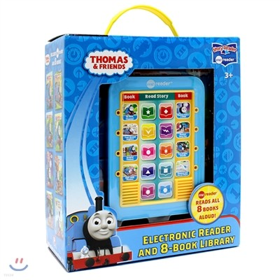 Me Reader & 8 books Library : Thomas & Friends 토마스와 친구들 미리더 사운드북