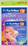 Disney Fun to Read Set 2-27 / Frozen : A Tale of Two Sisters