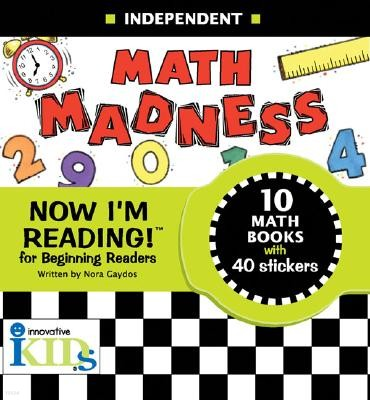 Now I'm Reading! Independent : Math Madness