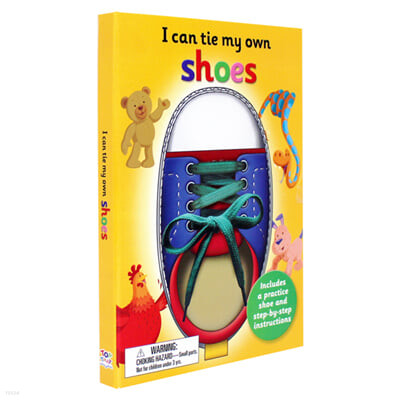 [스크래치 특가]I Can Tie My Own Shoelaces